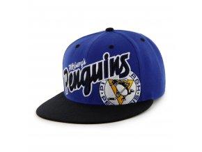 Kšiltovka Pittsburgh Penguins Underglow Snapback
