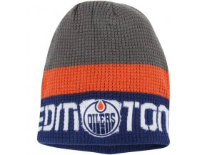Kulich Edmonton Oilers CI Knit Beanie