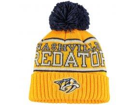Kulich Nashville Predators Reebok Team Cuffed Knit