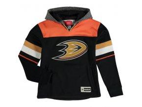 Dětská mikina Anaheim Ducks Faceoff Jersey Hoodie