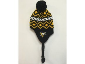 Kulich Pittsburgh Penguins Tassel Knit 16