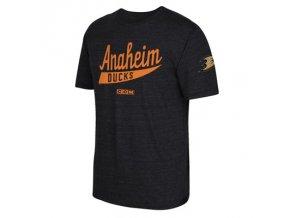 Tričko Anaheim Ducks CCM Strike First (Velikost S, Distribuce EU)