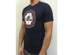 Tričko Colorado Avalanche Slick Pass Tee