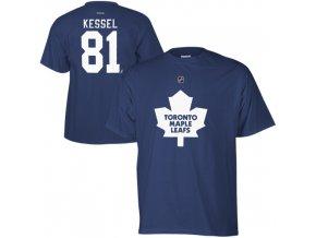 Dětské tričko Phil Kessel Toronto Maple Leafs NHL Name & Number (Velikost Dětské L (11 - 12 let), Distribuce USA)