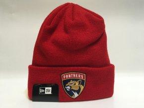 Kulich Florida Panthers New Era Cuffed Knit