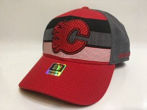 Kšiltovka Calgary Flames Bond Structured Flex