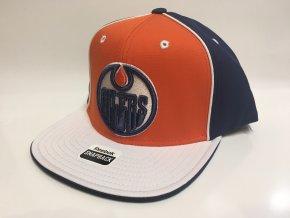 Kšiltovka Edmonton Oilers Pinwheel Snapback