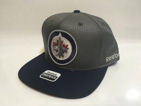 Kšiltovka Winnipeg Jets RipStop Snapback