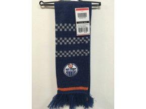 Šála Edmonton Oilers Textured Scarf