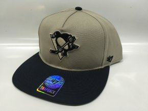 Kšiltovka Pittsburgh Penguins Chaff Two Tone Snapback