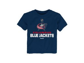 Dětské tričko  Columbus Blue Jackets NHL Clean Cut