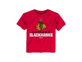 Dětské tričko  Chicago Blackhawks NHL Clean Cut