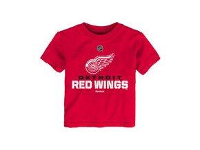 Dětské tričko  Detroit Red Wings NHL Clean Cut