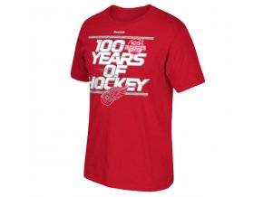 Tričko Detroit Red Wings 2017 Centennial Classic Localized
