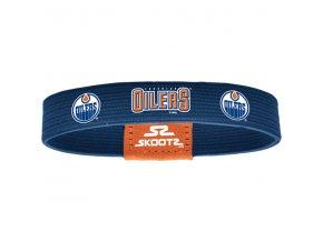 Náramek Edmonton Oilers Skootz Bracelet