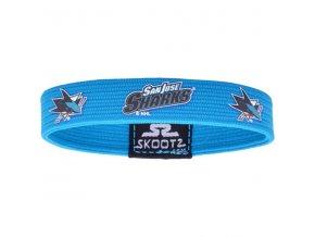 Náramek San Jose Sharks Skootz Bracelet