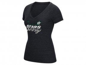 Dámské tričko Dallas Stars Reebok Laced Up