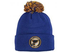 Kulich St. Louis Blues Zephyr Seal Knit