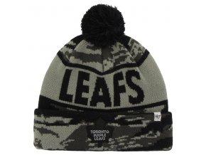 Kulich Toronto Maple Leafs 47 Brand Tigertooth Knit
