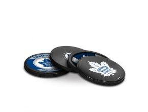 Puk Toronto Maple Leafs NHL Coaster