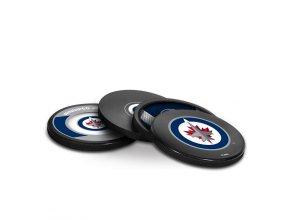 Puk Winnipeg Jets NHL Coaster