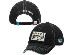 Kšiltovka San Jose Sharks Old Time Hockey Rumford