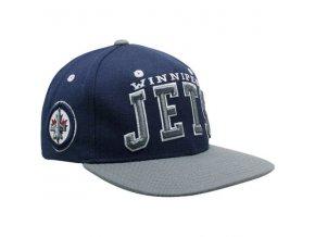 Kšiltovka Winnipeg Jets Zephyr Super Star Snapback