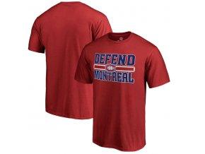 Tričko Montreal Canadiens Hometown Defend