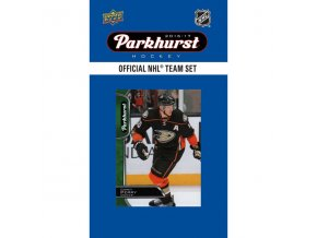 NHL hokejové karty Anaheim Ducks 2016-17 Team Card Set