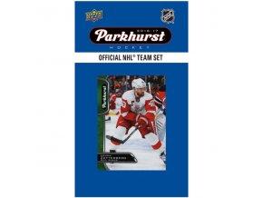 NHL hokejové karty Detroit Red Wings 2016-17 Team Card Set