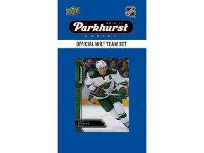 NHL hokejové karty Minnesota Wild 2016-17 Team Card Set
