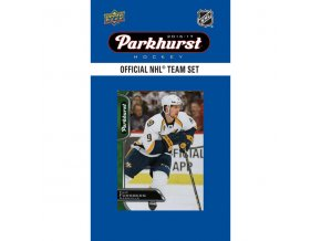 NHL hokejové karty Nashville Predators 2016-17 Team Card Set
