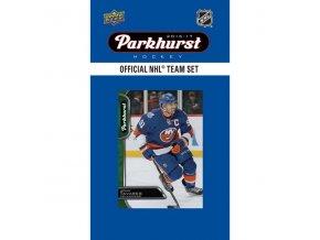 NHL hokejové karty New York Islanders 2016-17 Team Card Set