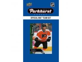 NHL hokejové karty Philadelphia Flyers 2016-17 Team Card Set