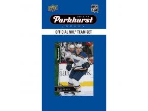 NHL hokejové karty St. Louis Blues 2016-17 Team Card Set