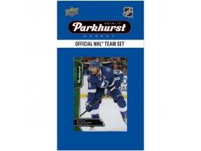 NHL hokejové karty Tampa Bay Lightning 2016-17 Team Card Set
