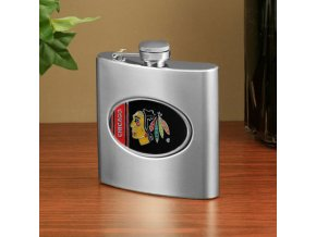 Placatka Chicago Blackhawks Stainless Steel Flask
