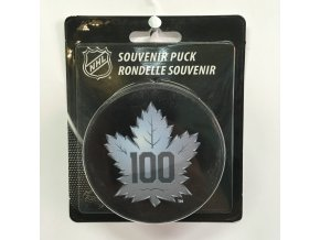 Puk Toronto Maple Leafs 100th Anniversary