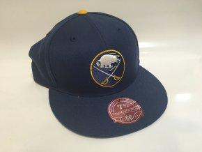 Kšiltovka Buffalo Sabres Mitchell and Ness Basic Flex