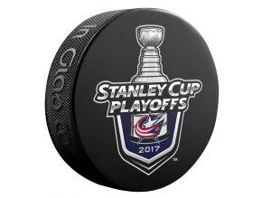Puk Columbus Blue Jackets 2017 Stanley Cup Playoffs Lock Up