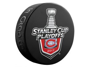 Puk Montreal Canadiens 2017 Stanley Cup Playoffs Lock Up