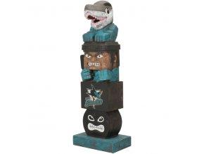 Figurka San Jose Sharks Tiki Totem