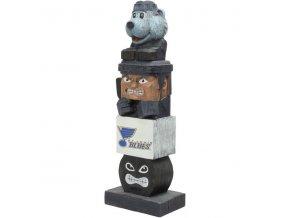 Figurka St. Louis Blues Tiki Totem