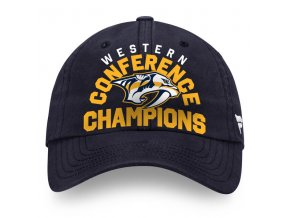kšiltovka Nashville Predators 2017 Western Conference Champions Fundamental