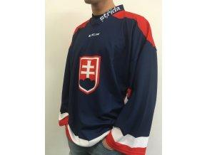 Hokejový dres Slovakia Ice Hockey Team BLUE