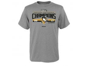 Dětské tričko Pittsburgh Penguins 2017 Eastern Conference Champions Locker Room