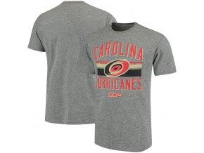 Tričko Carolina Hurricanes CCM Classic Stripe Tri-Blend