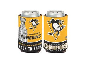 Pittsburgh Penguins WinCraft 2017 Stanley Cup Champions 12oz. Can Cooler