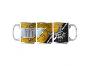 hrnek Pittsburgh Penguins 2017 Stanley Cup Champions Summary Coffee Mug