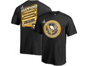 Dětské tričko Pittsburgh Penguins 2017 Stanley Cup Champions Forward